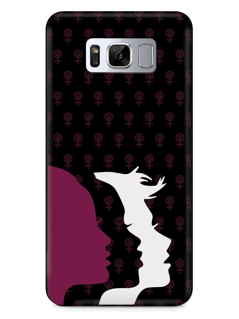 Women's March Logo - Black Case