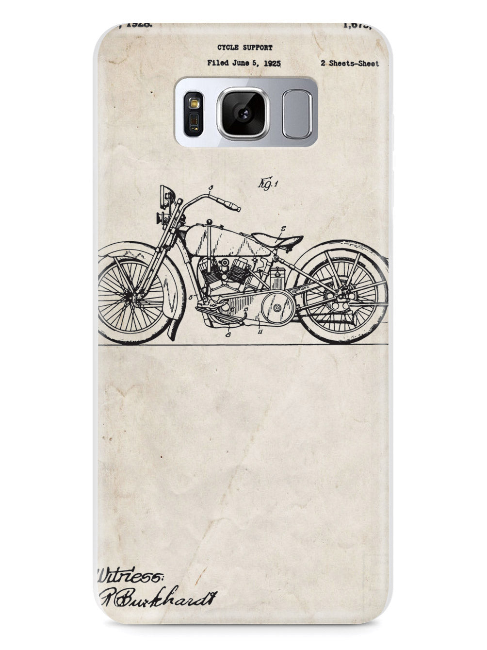 Motorcycle Patent Case