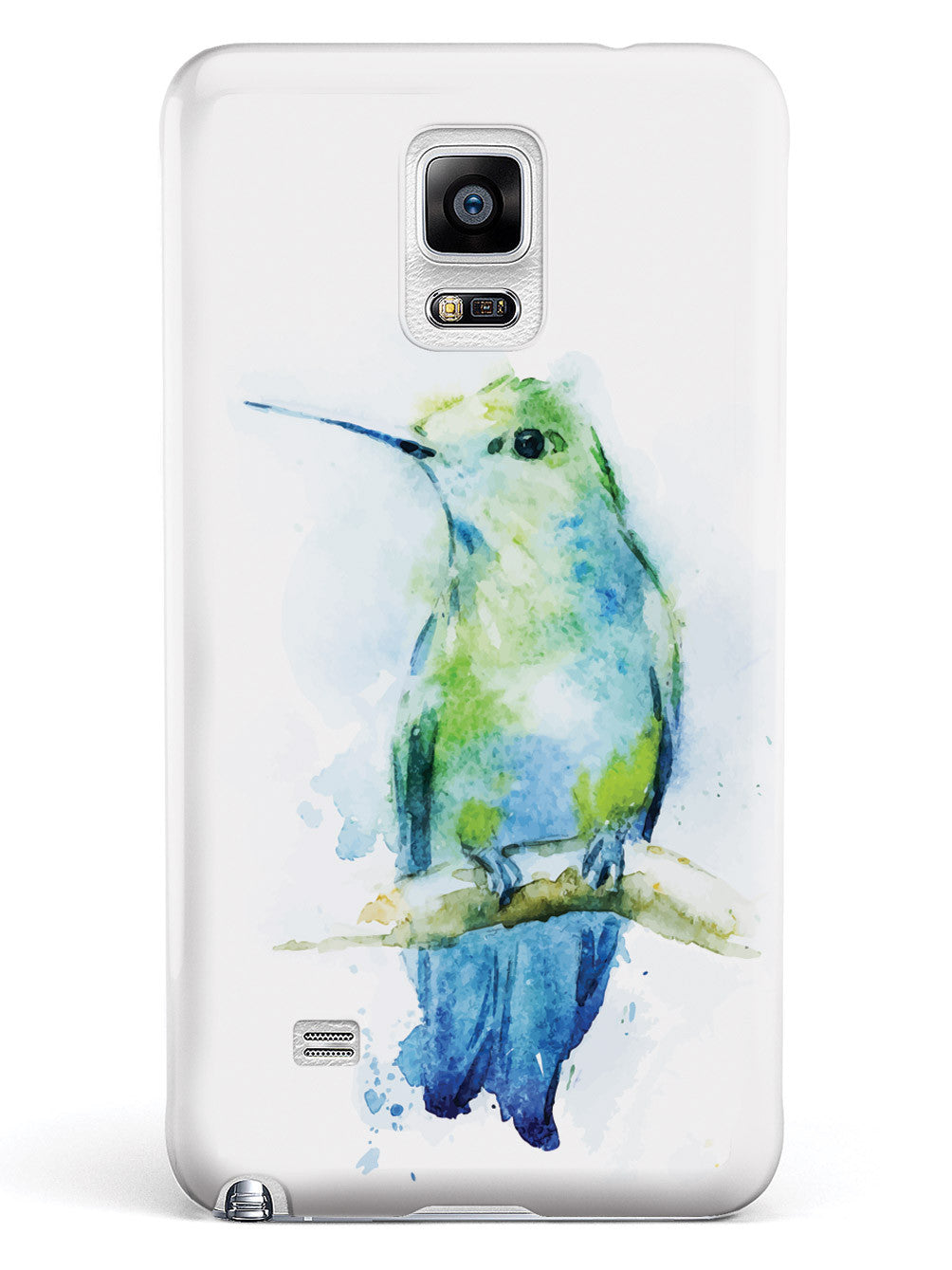 Watercolor Colibri Hummingbird Case