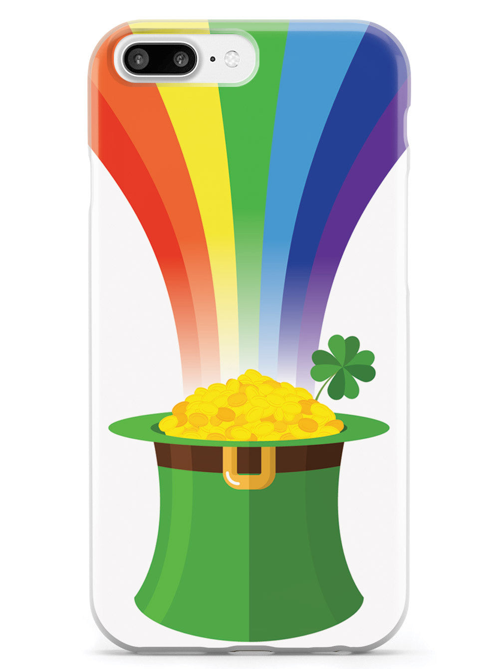 Gold at the End of the Rainbow - White Case