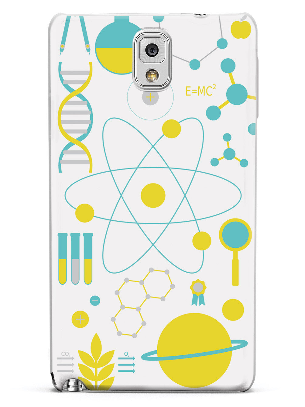 Science Pattern Case