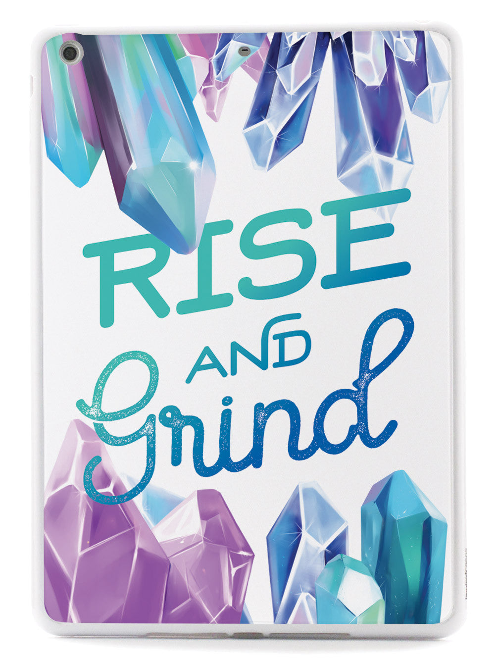 Rise And Grind - White Case