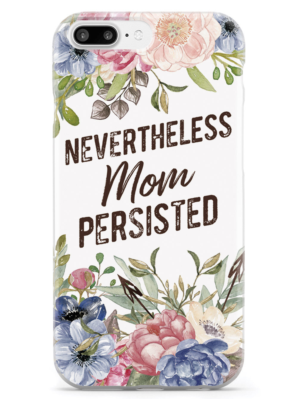Neverthless, Mom Persisted - White Case