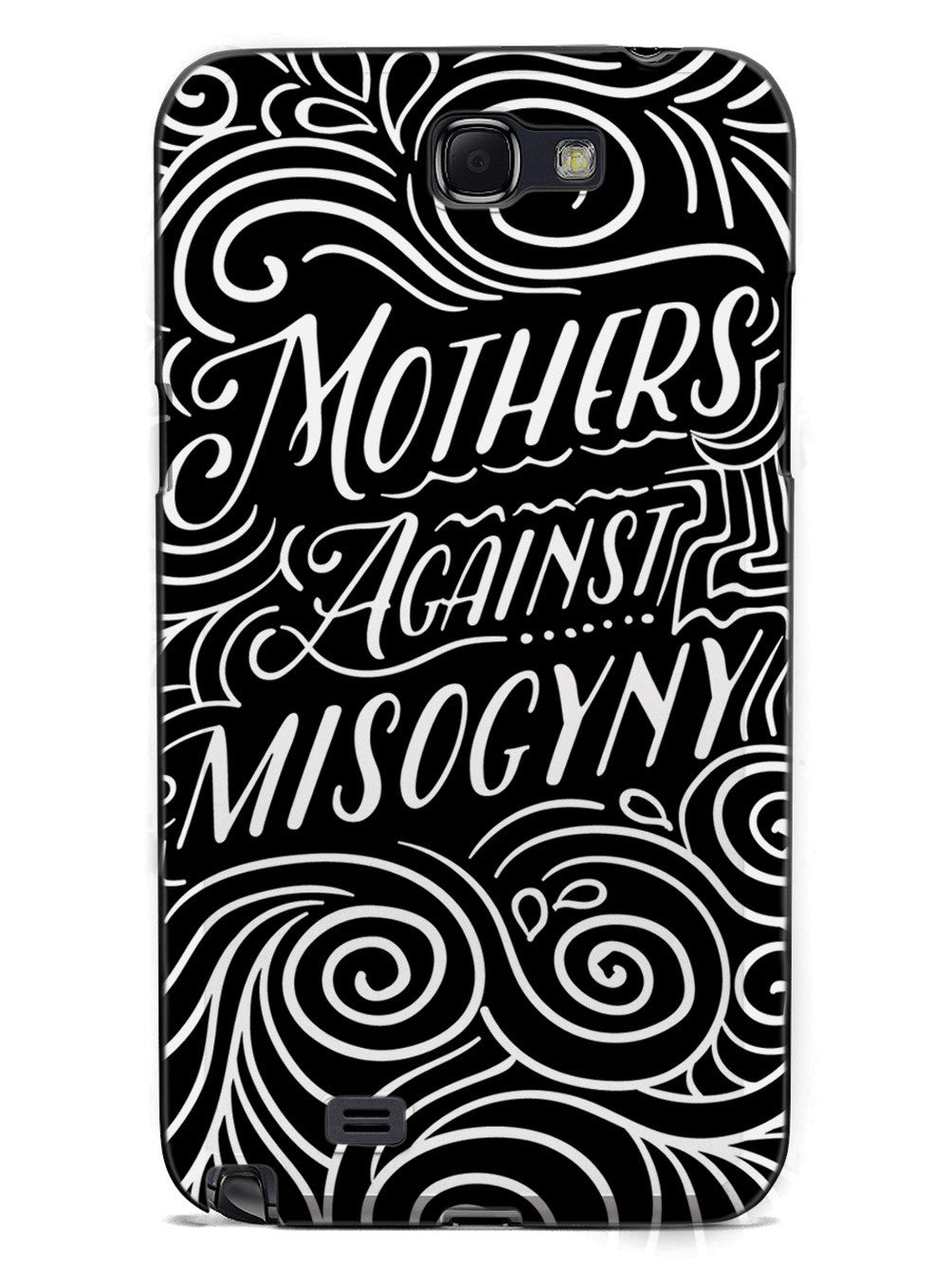 Mothers Against Misogyny  - Black Case