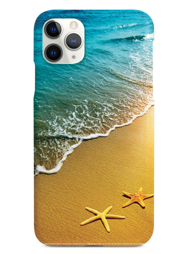 Starfish By The Sea Shore - White Case
