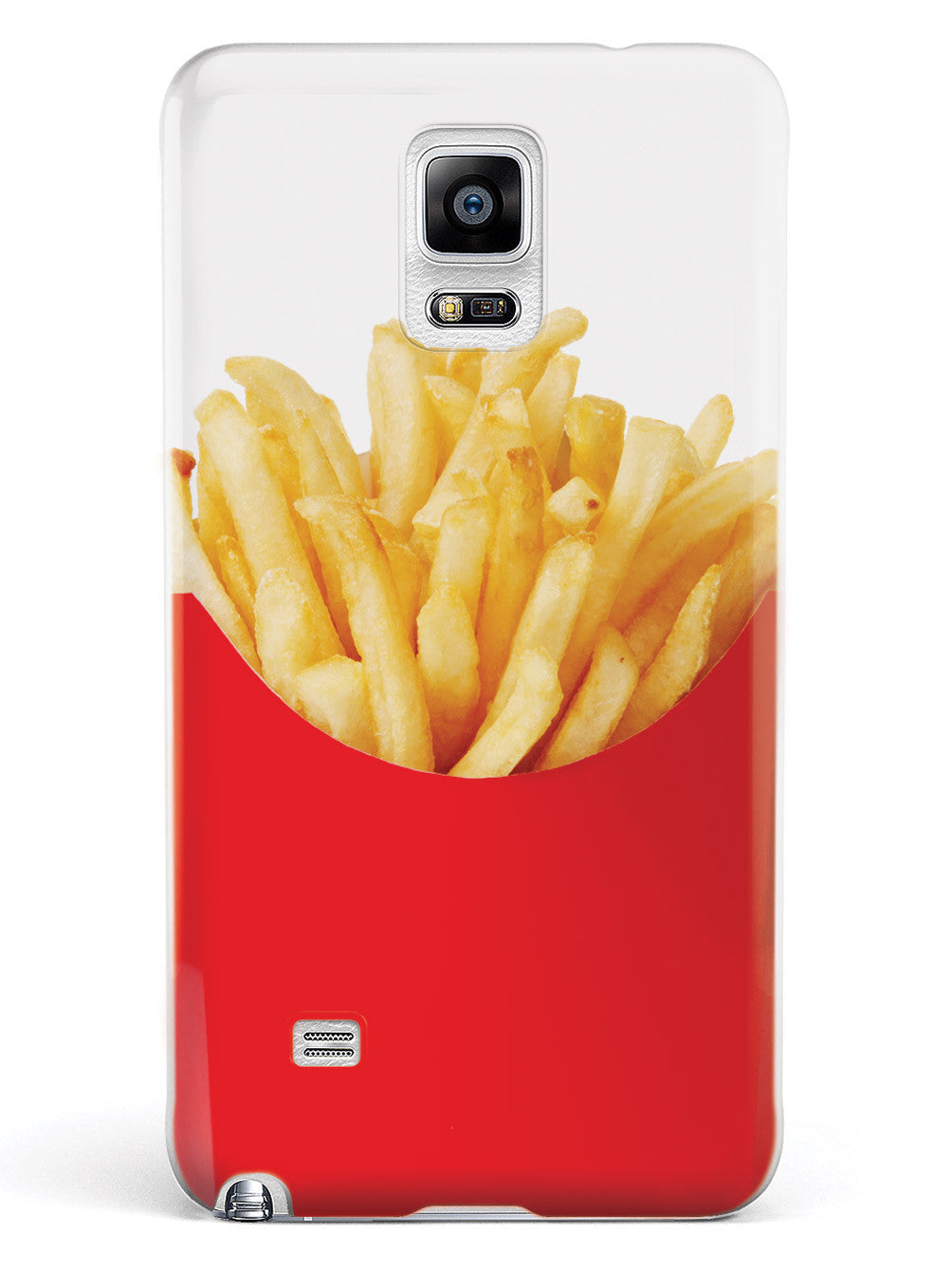French Fries - White Case