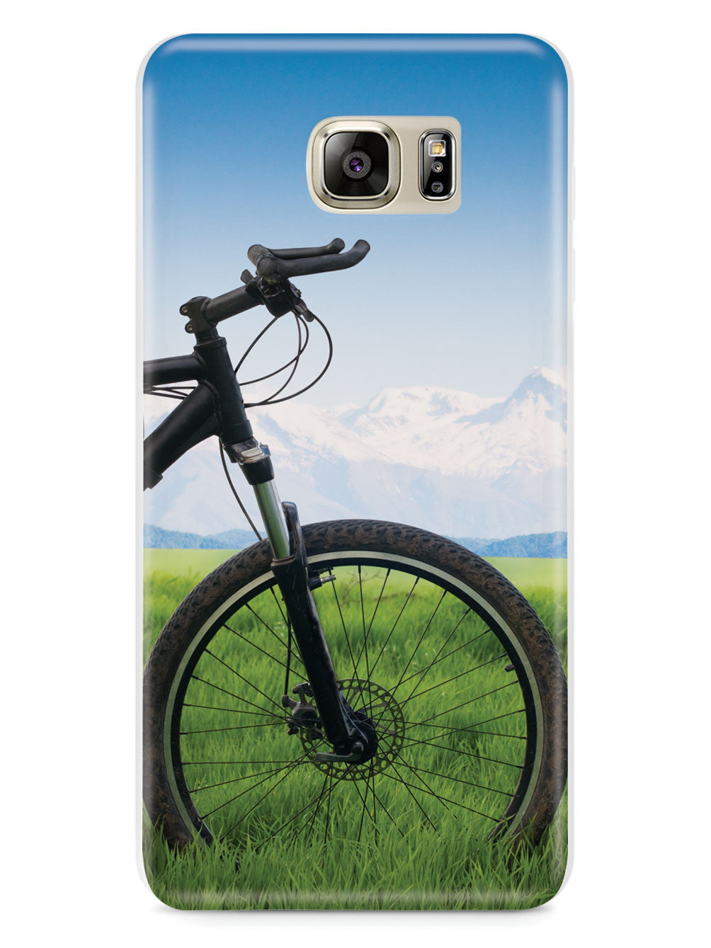 Explore Nature - Bicycle - White Case