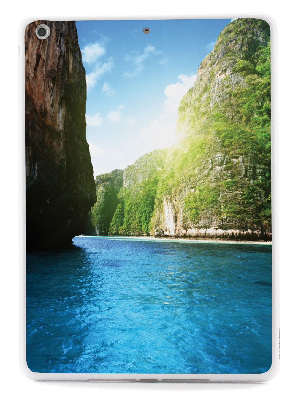 Phi Phi Island Bay In Thailand - White Case