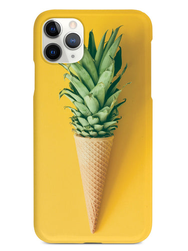 Pineapple Cone - Summer - White Case