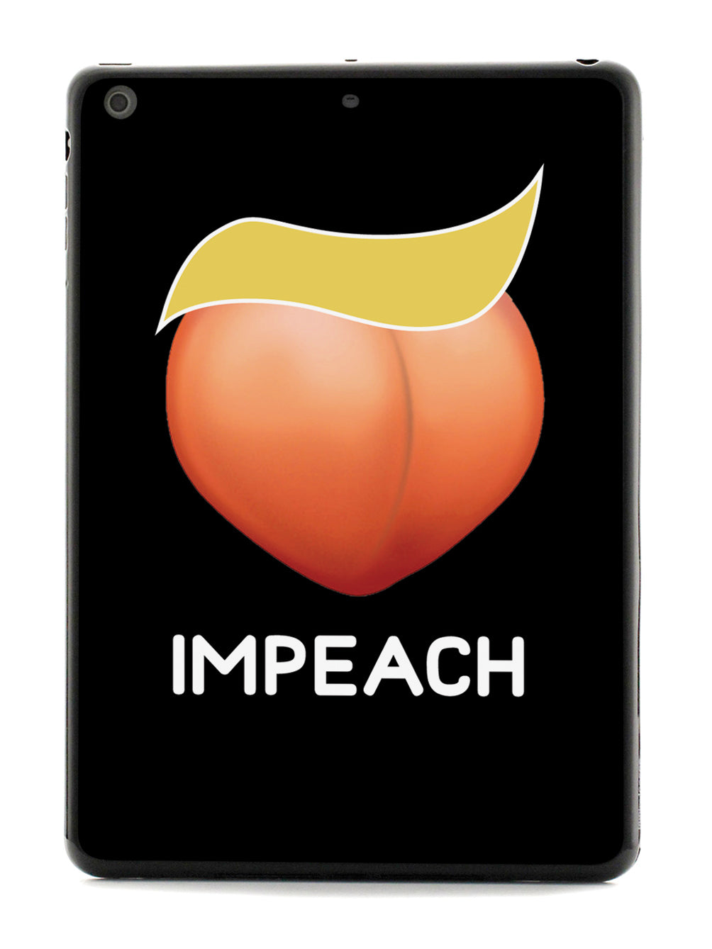 Impeach Emoji - Black Case