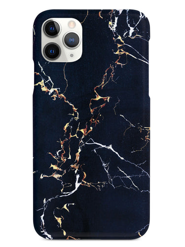 Textured Dark Marble Case