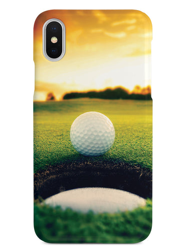 Golf Ball Sunset Case