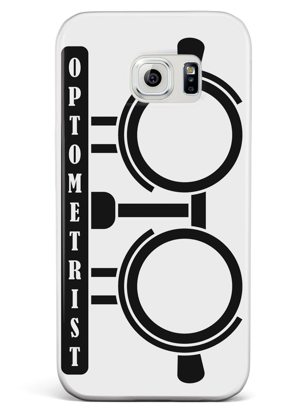 Phoropter - Test Glasses - Optometrist Case