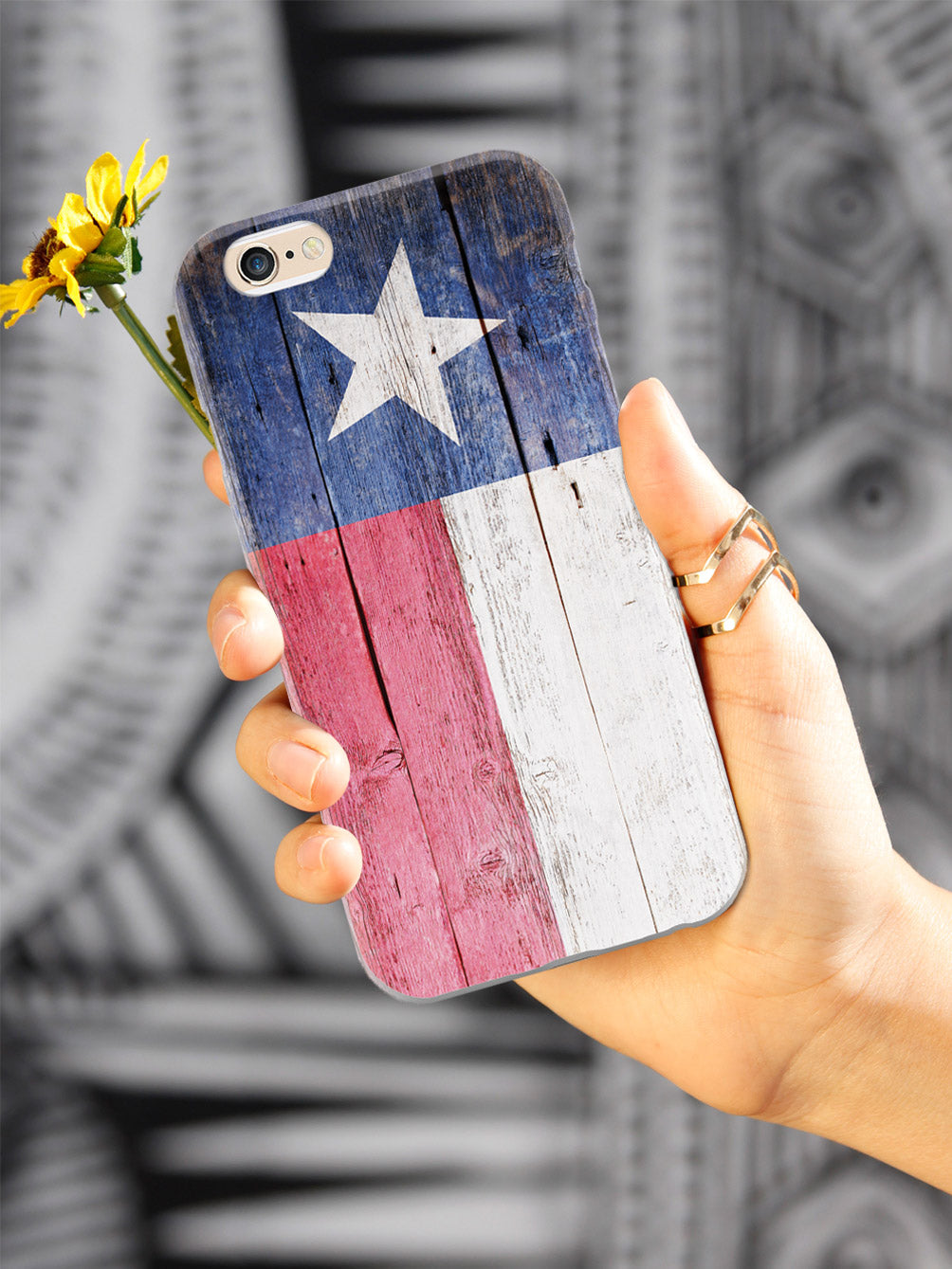Perfect Texas Strong State Flag Support Phone Case – InspiredCases FG67
