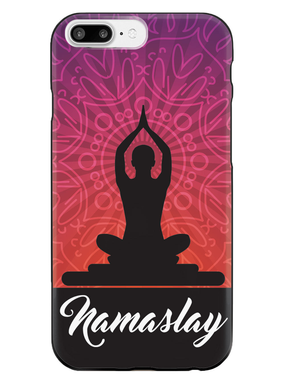 Yoga - Namaslay - Black Case