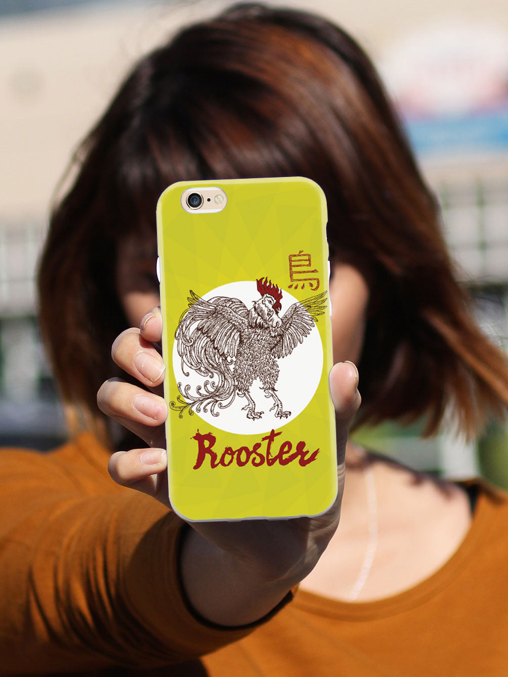 Chinese Zodiac - Rooster Case
