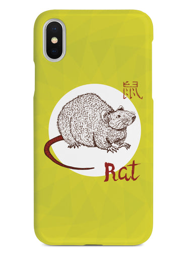 Chinese Zodiac - Rat Case