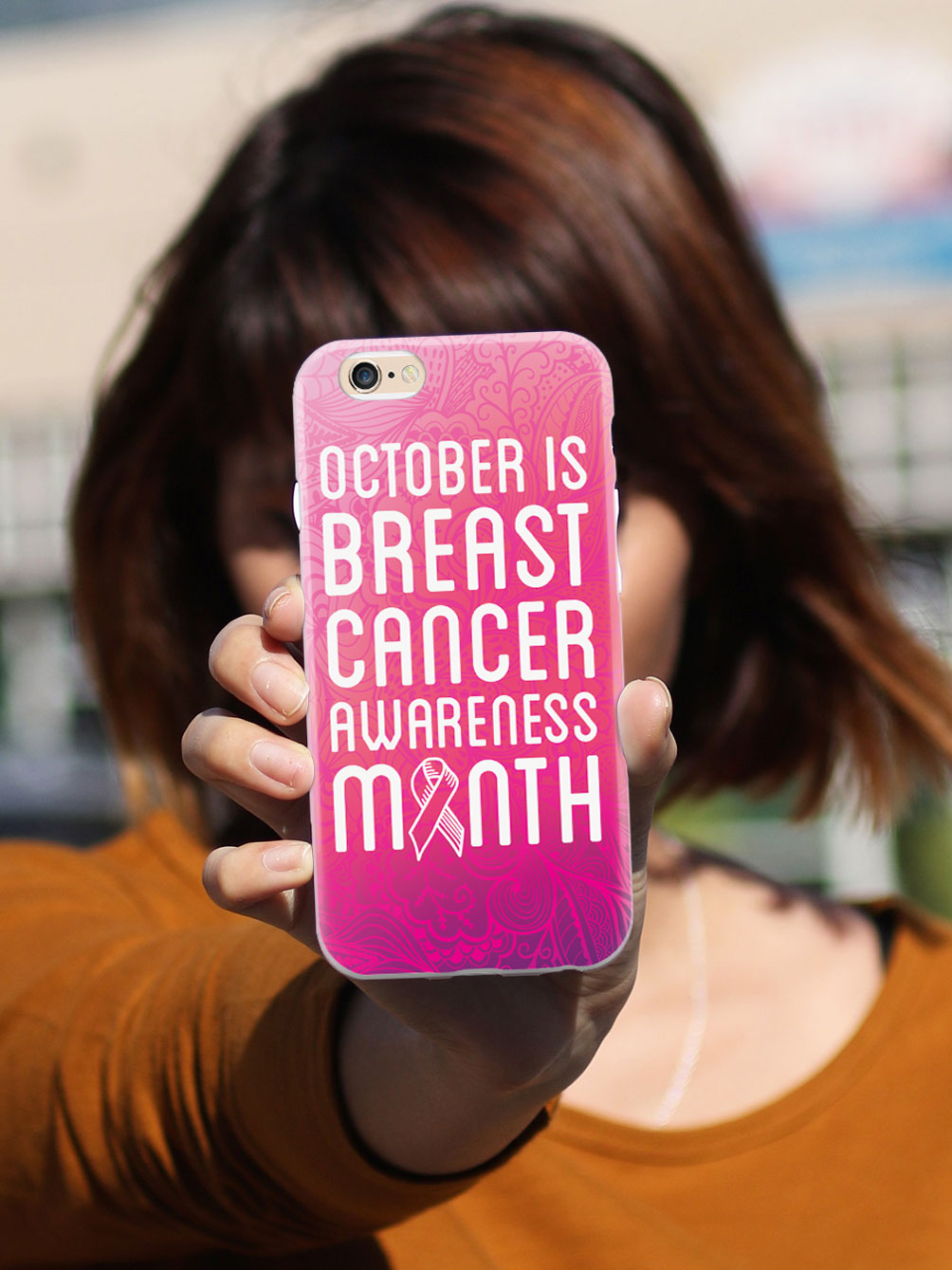October is Breast Cancer Awareness Month Case