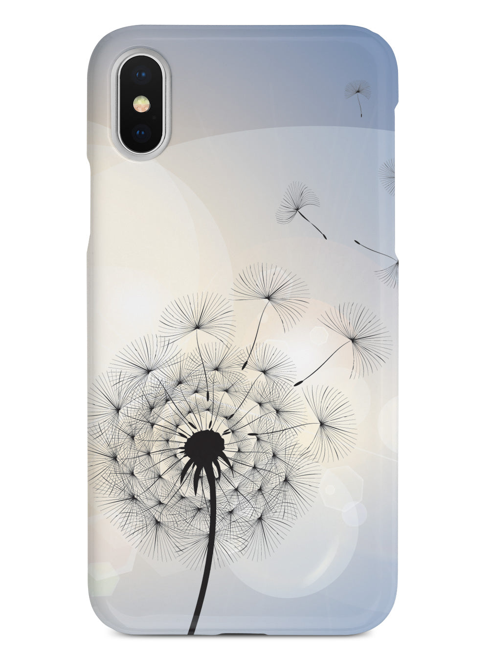 Dandelion Breeze - Black Case