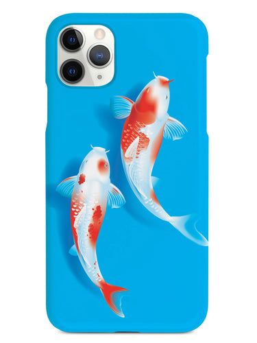 Koi Fish - Black Case