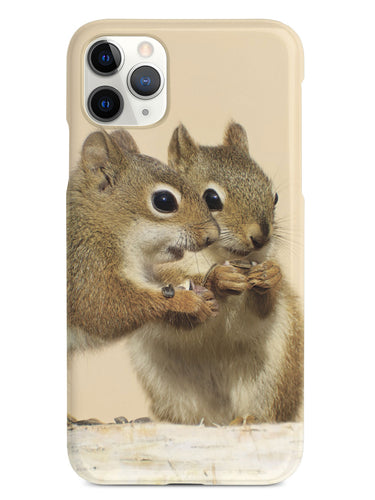 Baby Squirrels - Black Case
