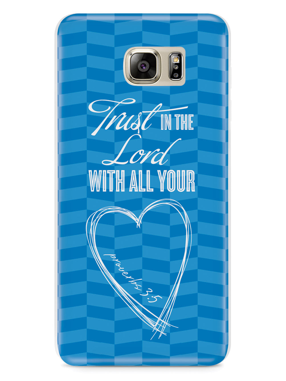 Proverbs 3:5 Bible Verse Case