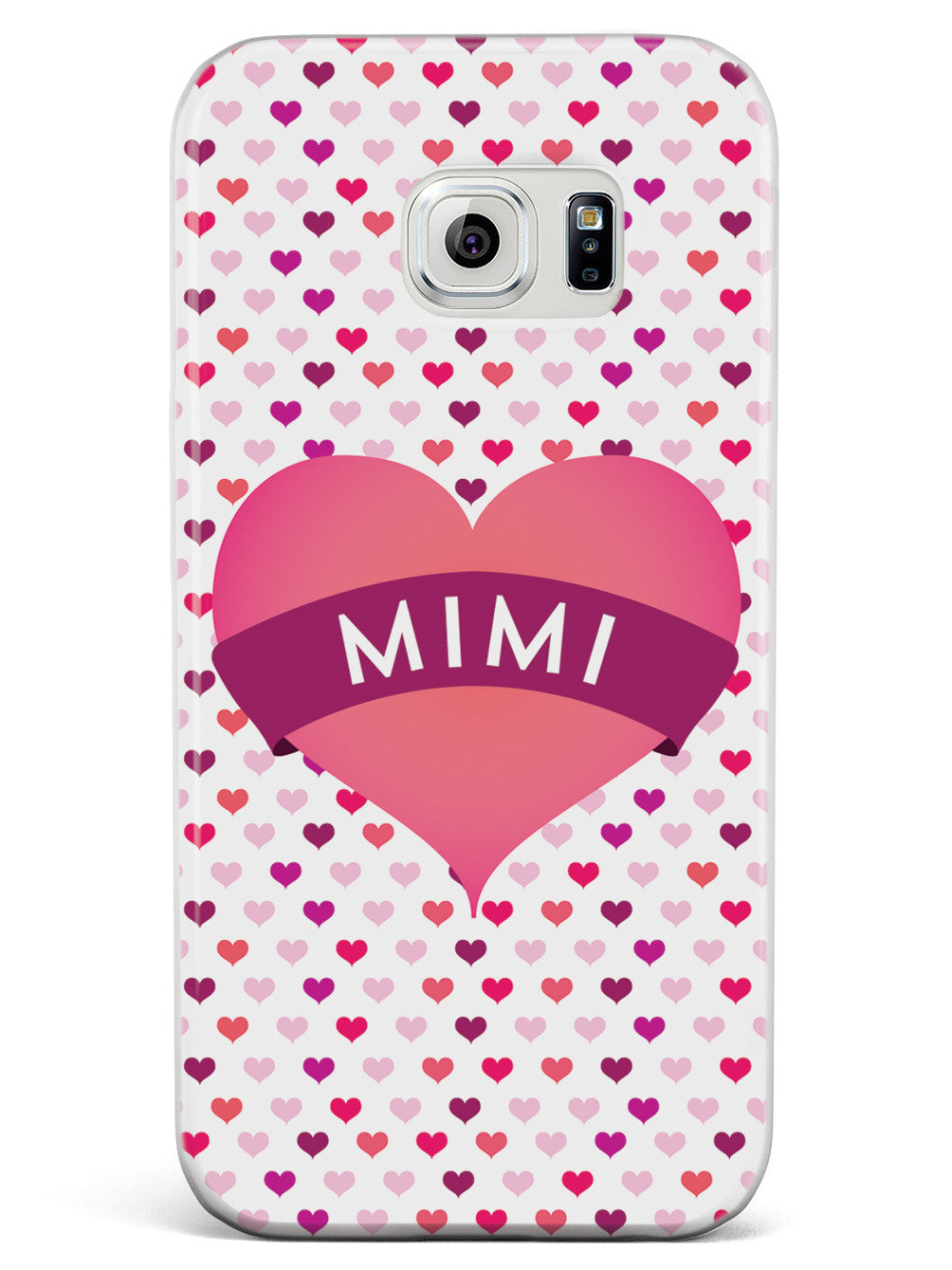 Mimi Heart for Grandma Case