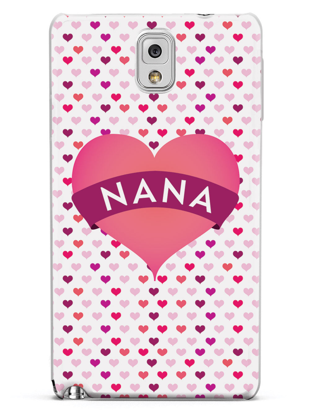 Nana Heart for Grandma Case