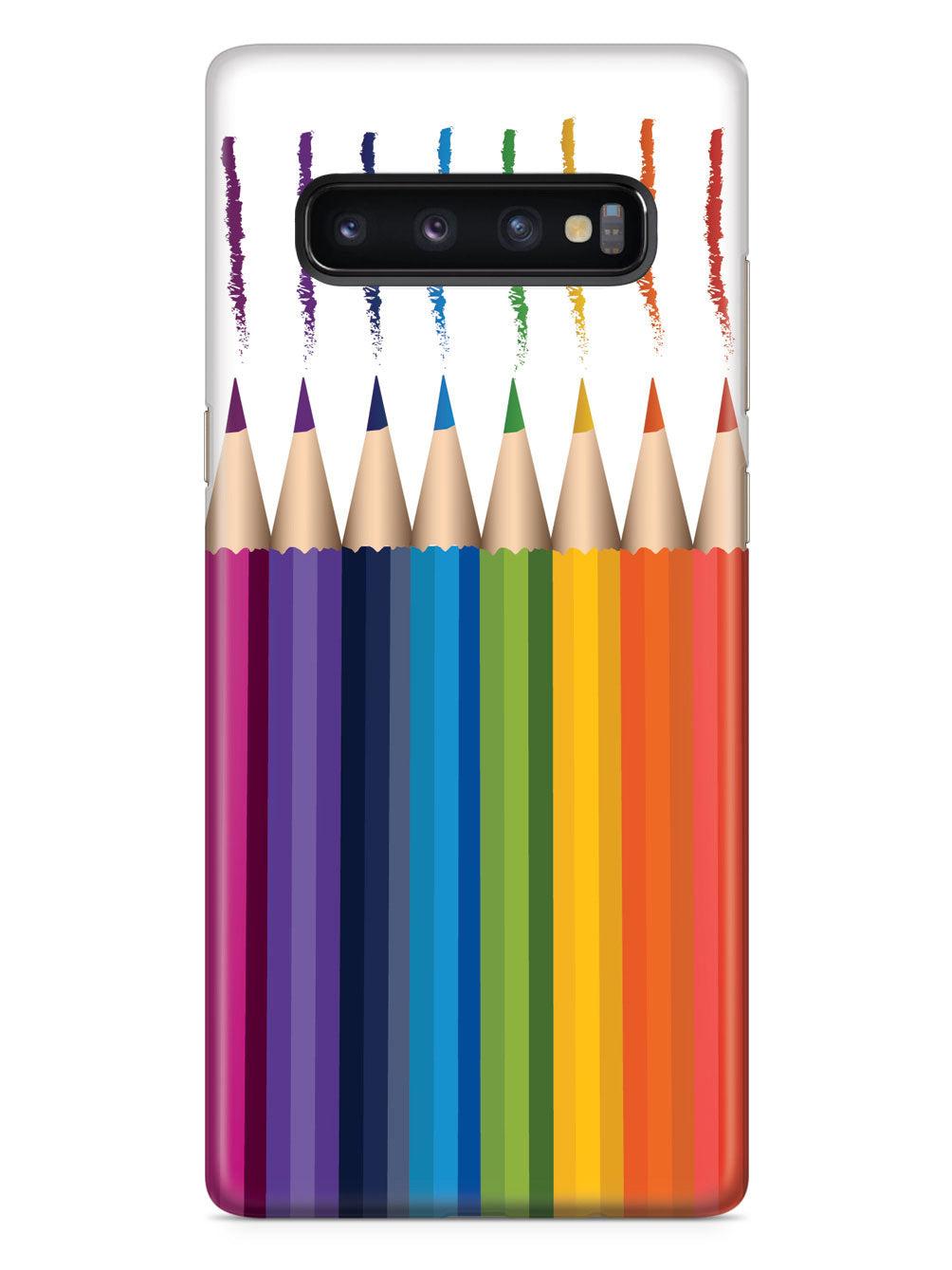Colored Pencils Case