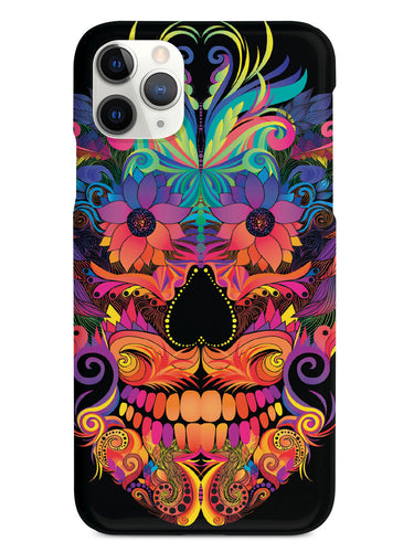 Mexican Skull Day of the Dead Inspired Case