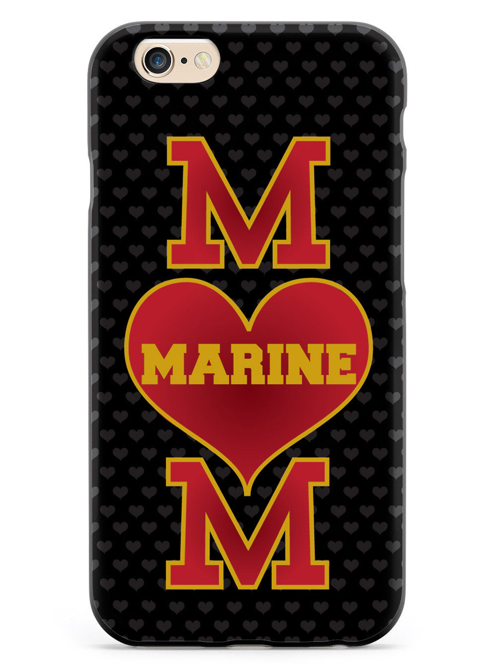 Marine Mom Military Case
