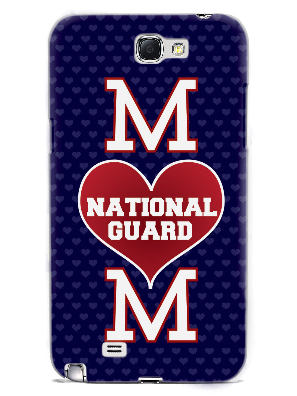 National Guard Mom Military Case