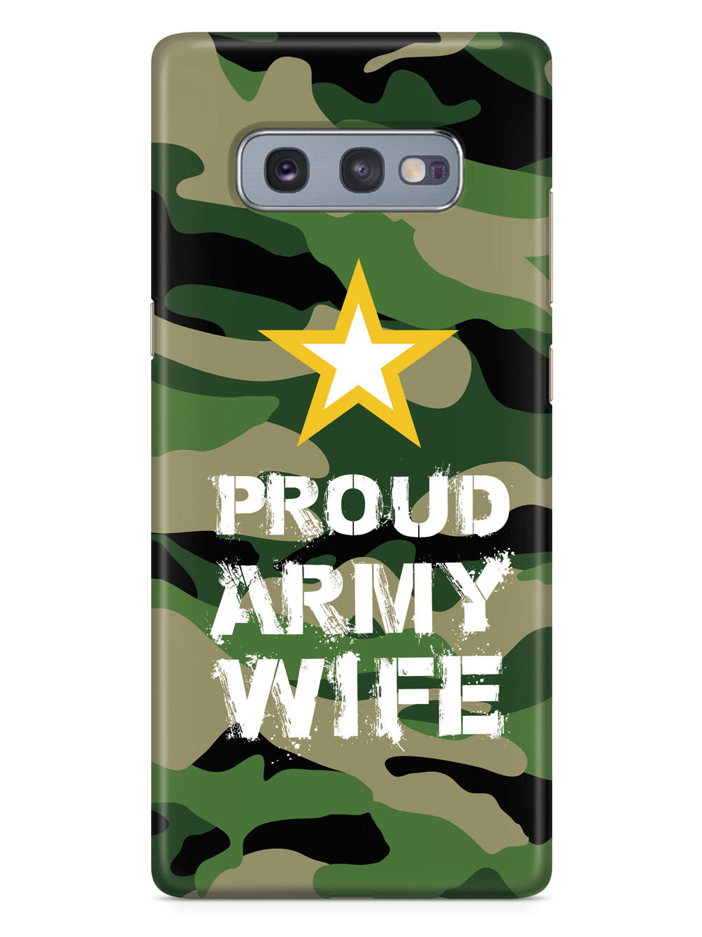 Proud Army Wife Case