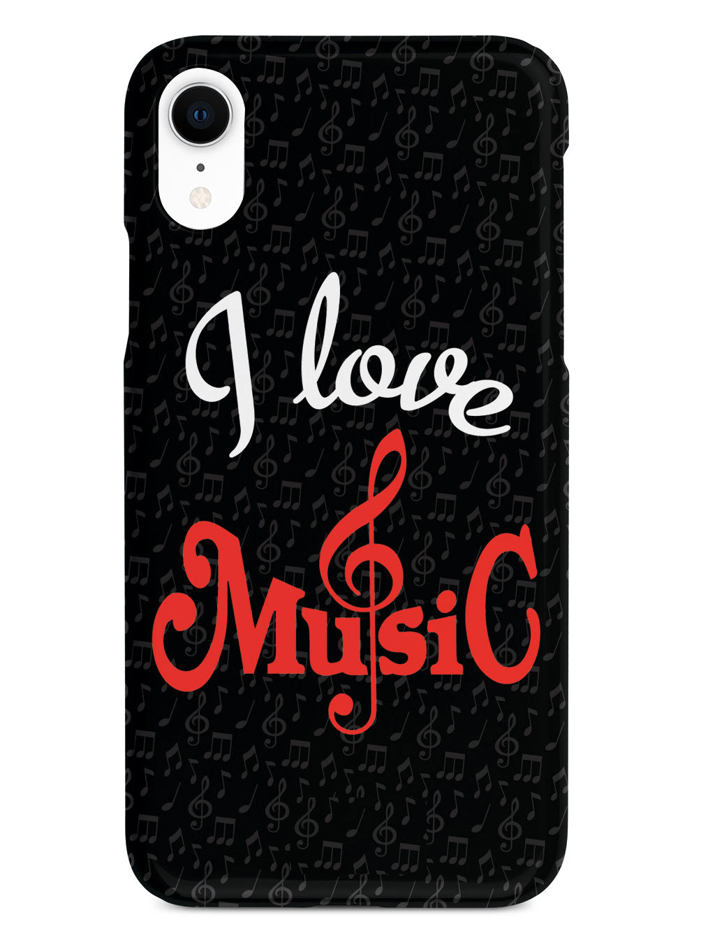 I Love Music Band Musician Case