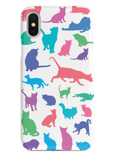 Cat Pattern Case