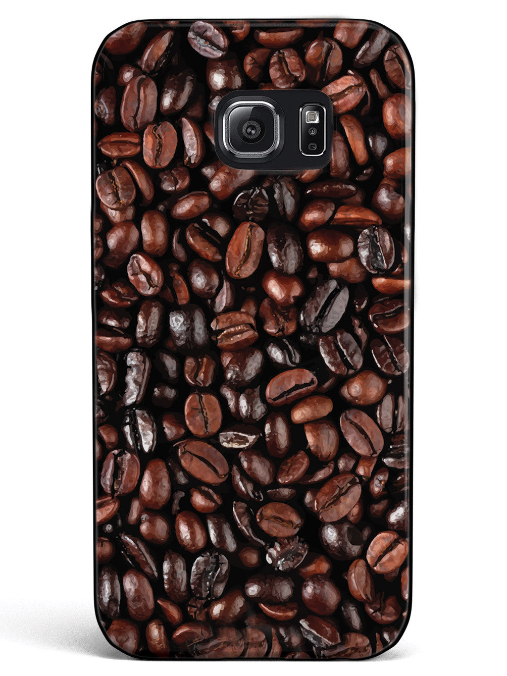 Coffee Beans Pattern Case