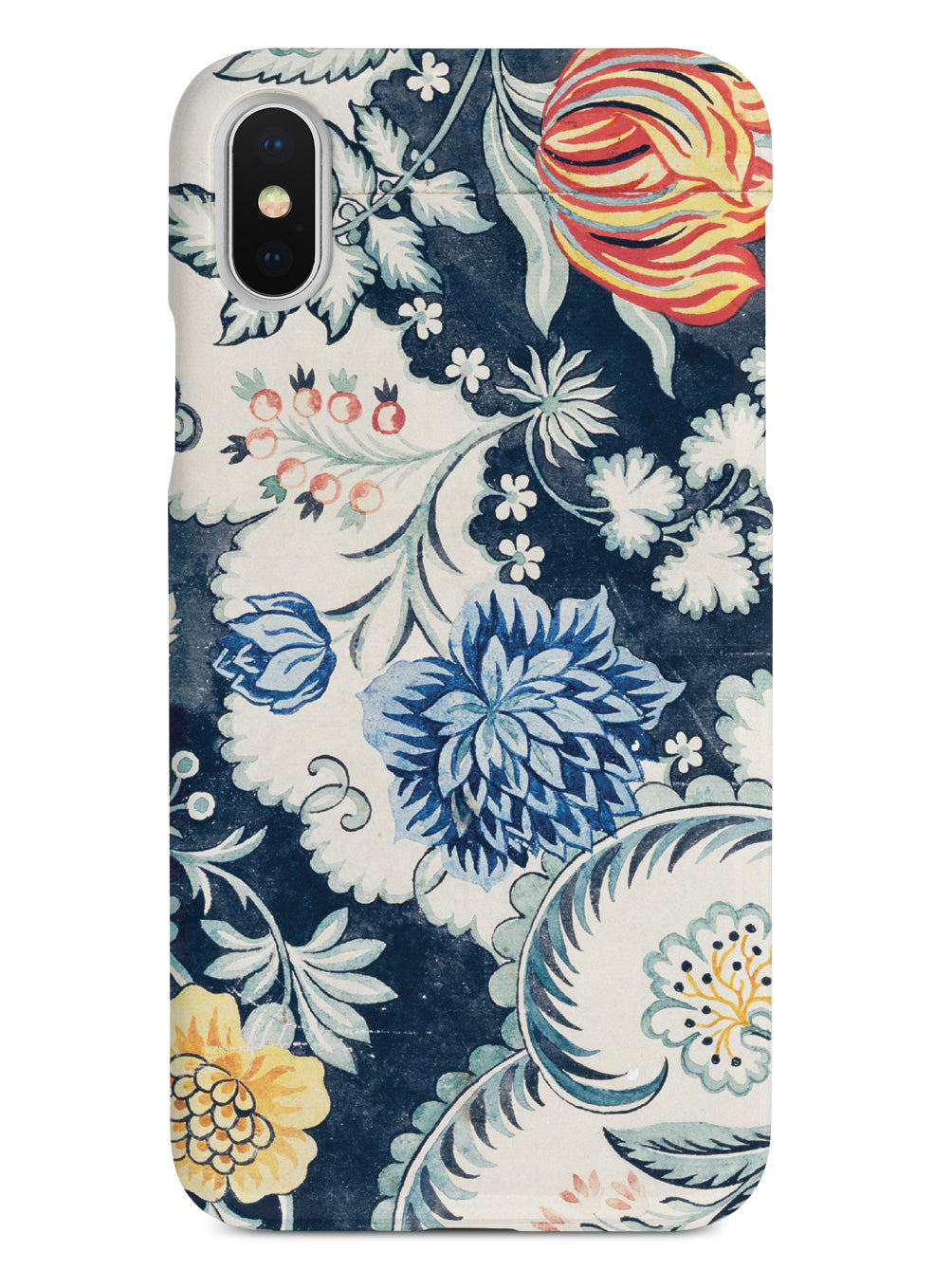 Flower Fabric Pattern Case