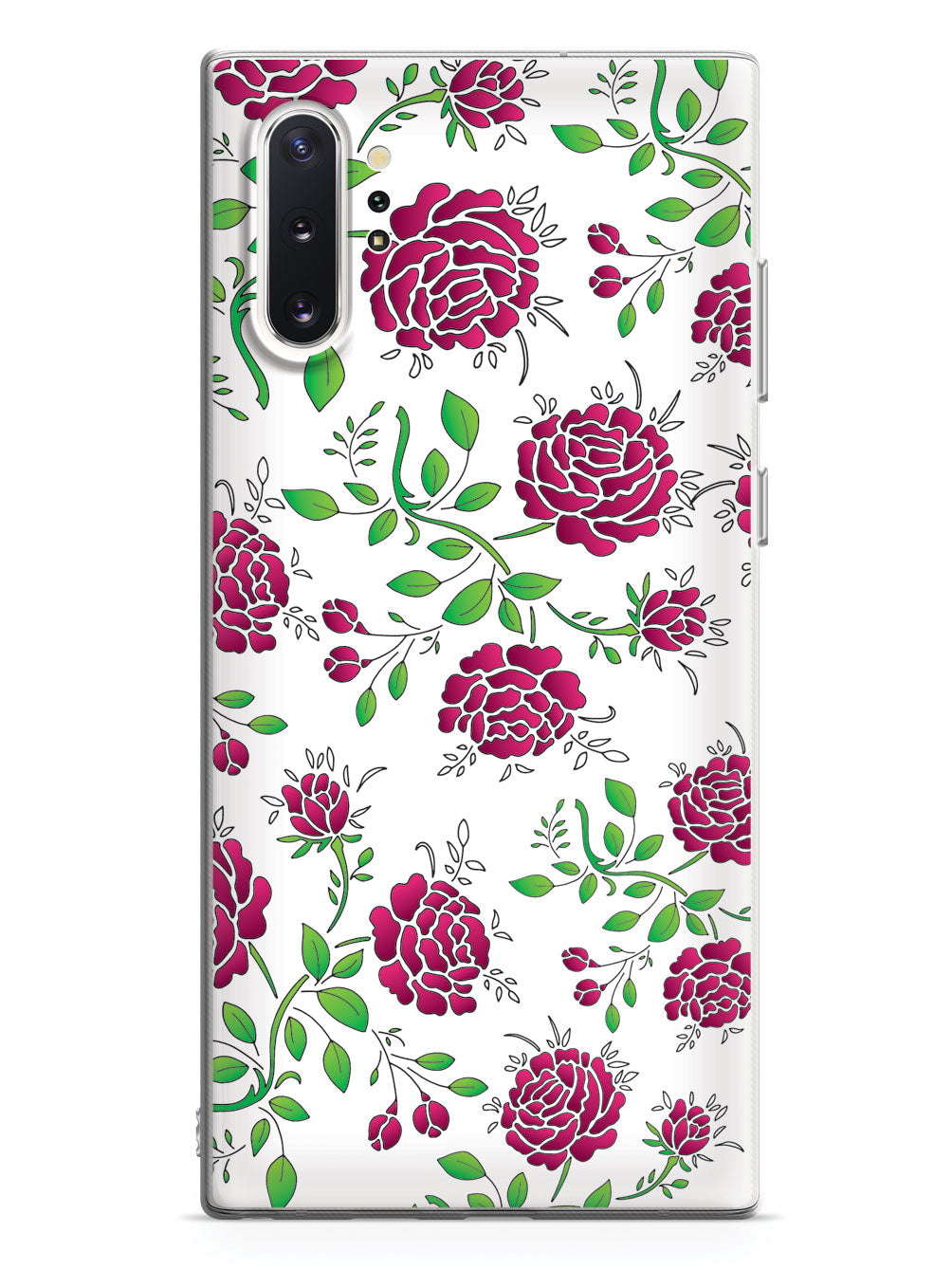 Flower Pattern Two Case