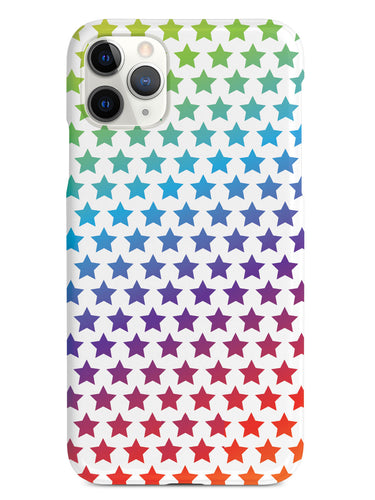 Rainbow Star Pattern Case