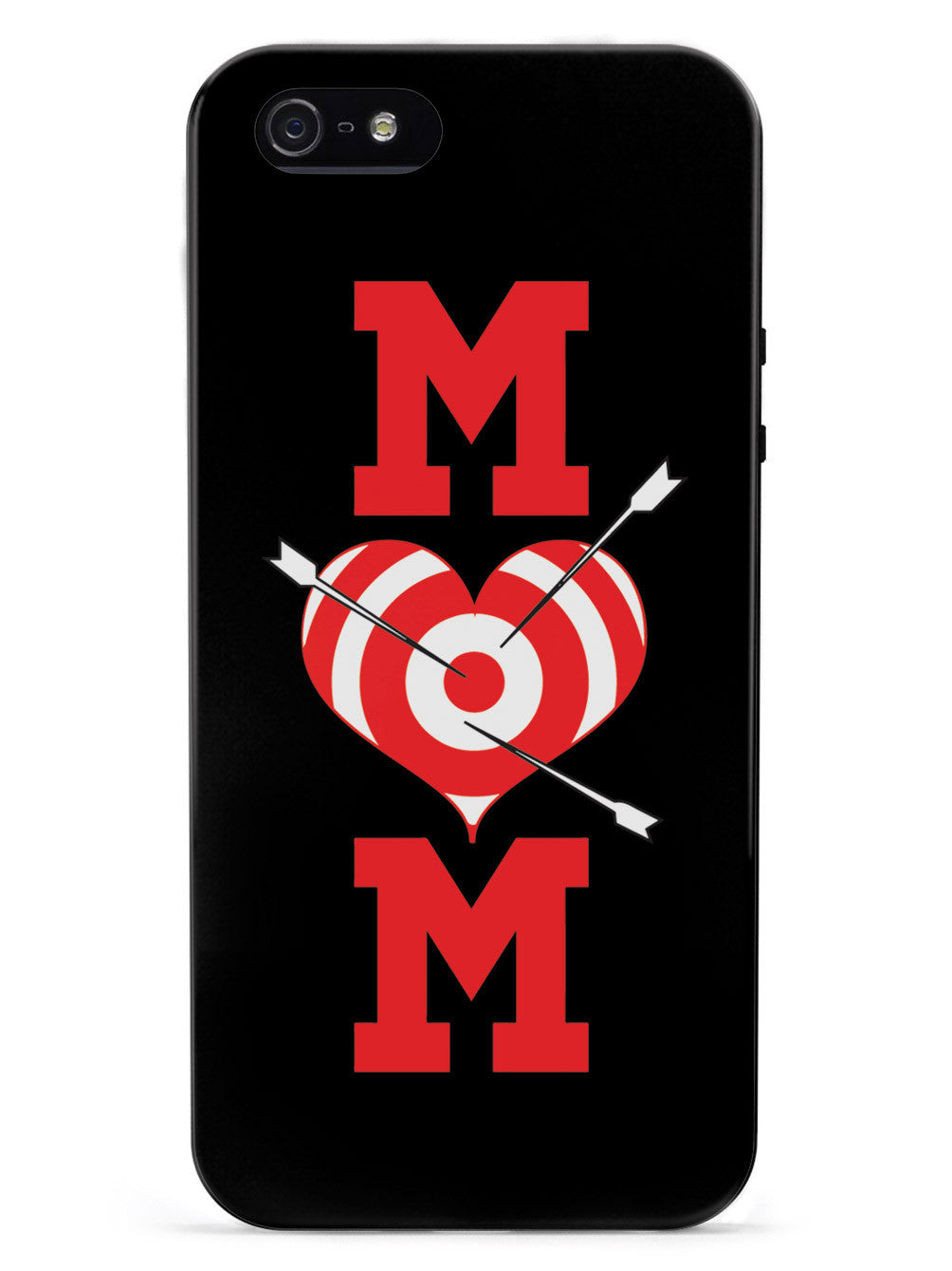 Archery Mom Vertical Case