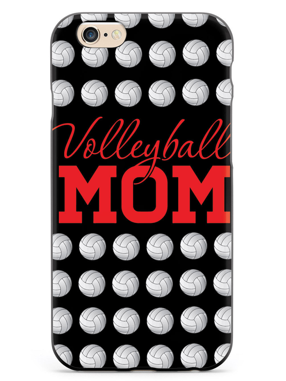 Volleyball Mom Case