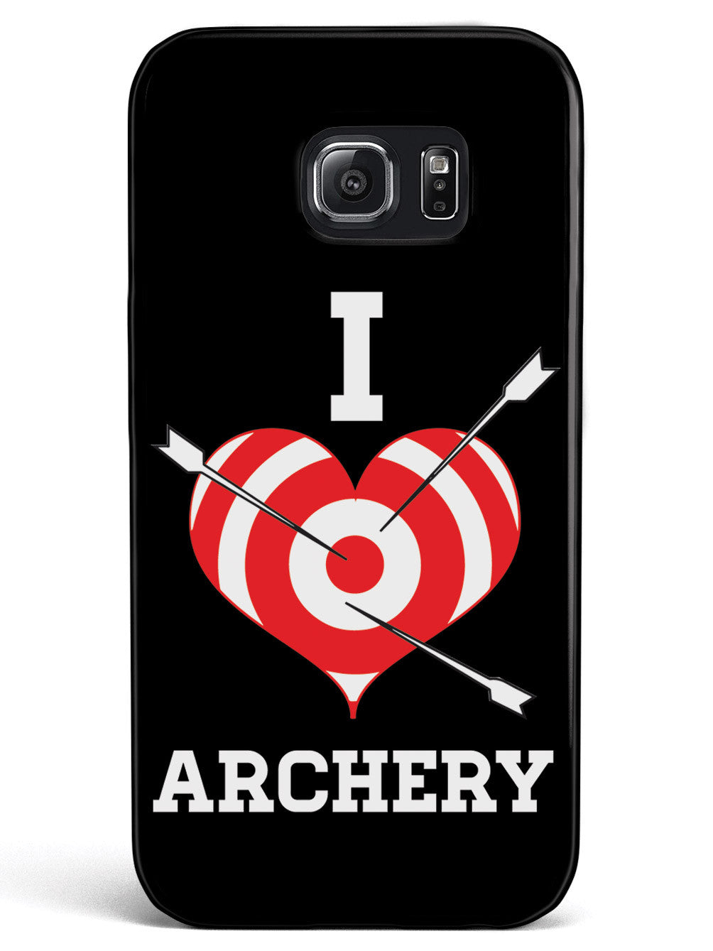 I Love Archery Case
