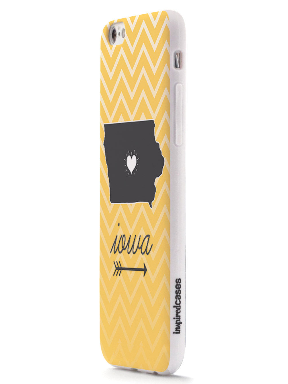 Iowa with Chevron Pattern Case