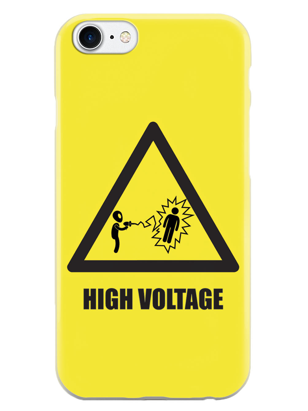 Alien - High Voltage - White Case