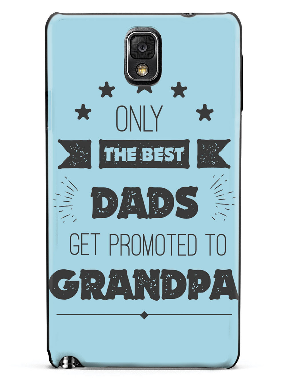 Only The Best Dads - Grandpa - Black Case