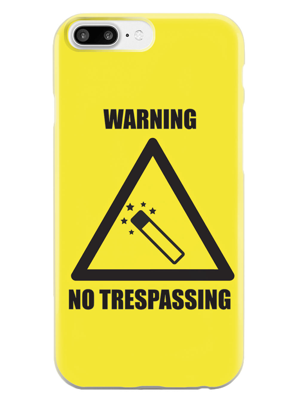 Wand - No Trespassing - White Case