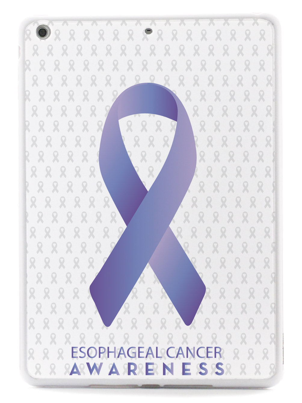 Esophageal Cancer - Awareness Ribbon - White Case