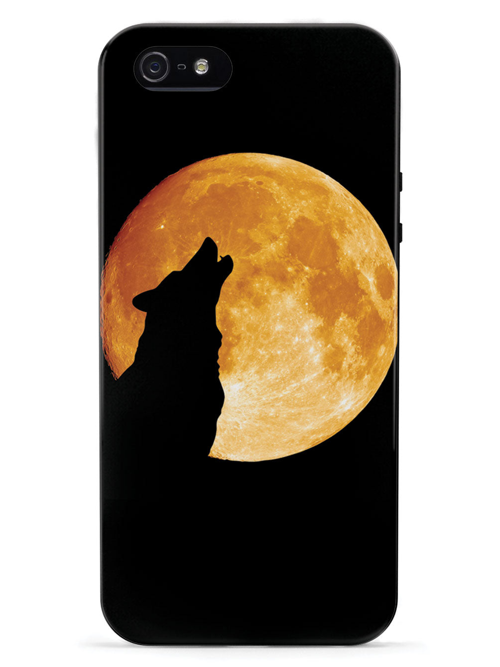 Halloween Moon - Howling Wolf Case