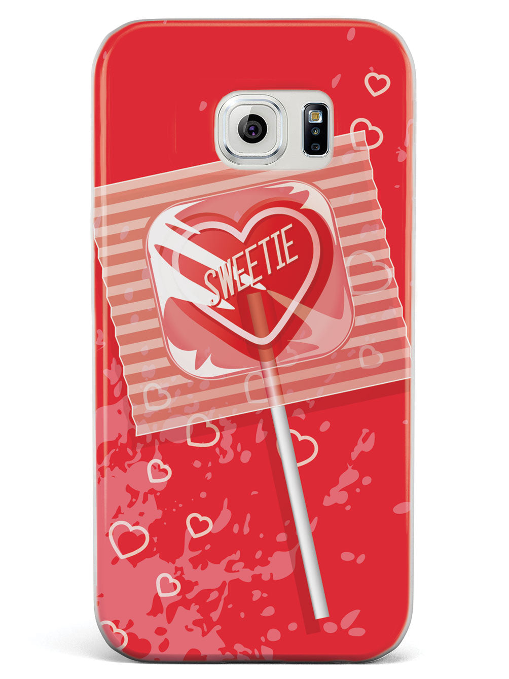 Sweetie Heart Lollipop - White Case
