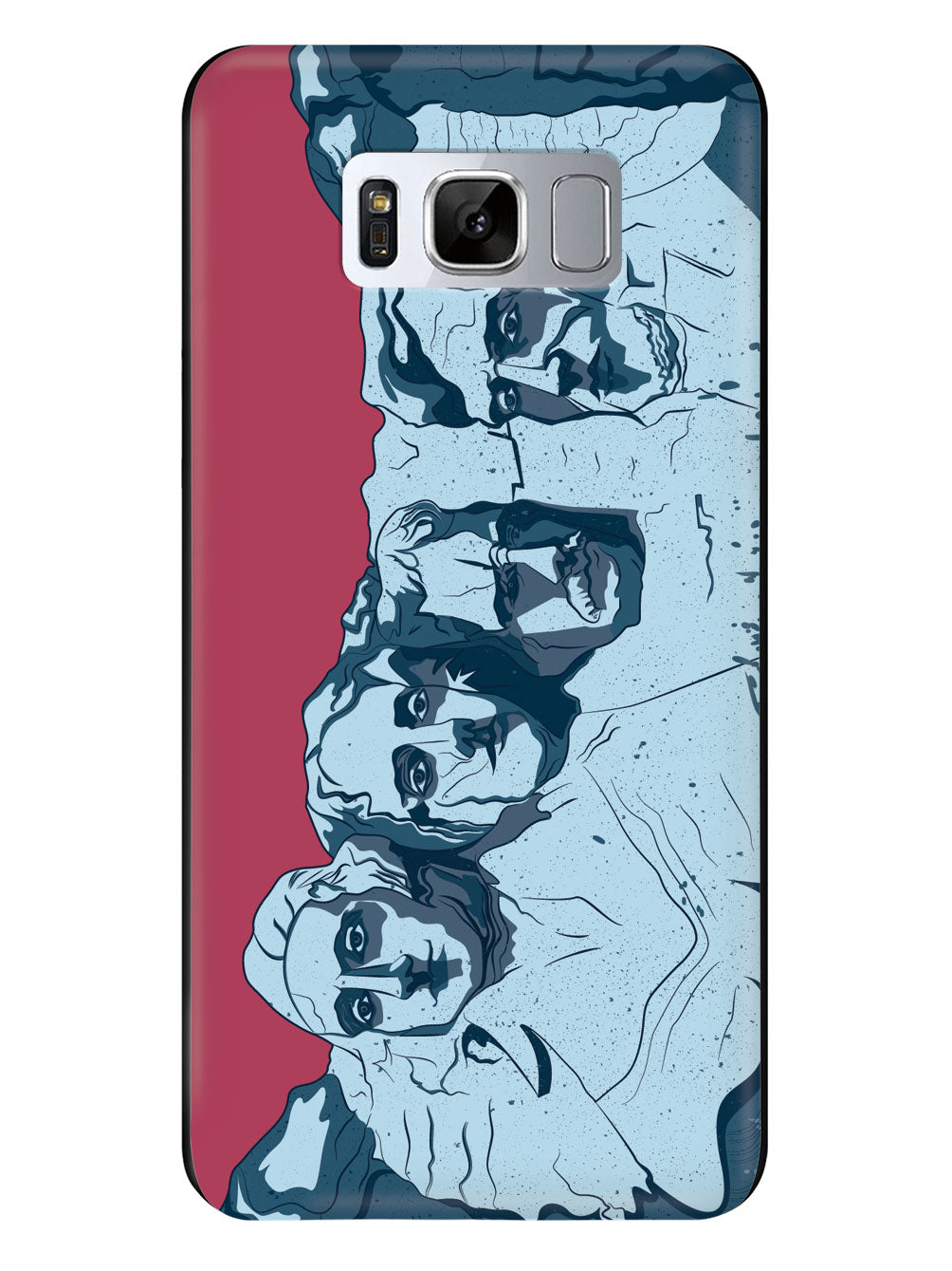 Mt. Rushmore - Black Case